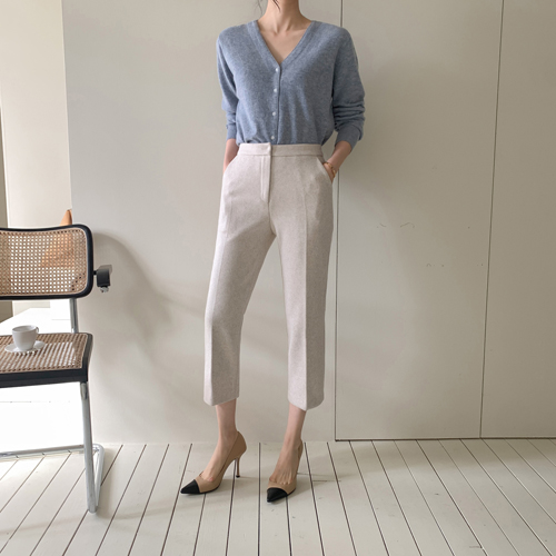 Mosic wool pants