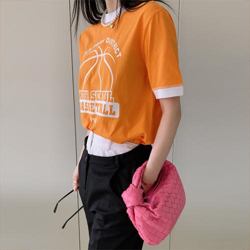 Basket ball tee *3월 3째주 입고예정*