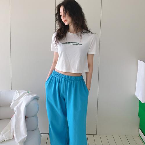 ナットティン クロップTシャツ