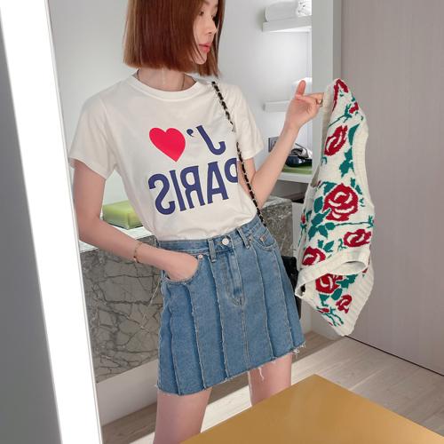 ジュテームTシャツ