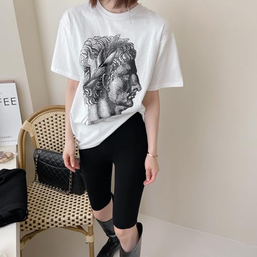 ローマボクシーTシャツ